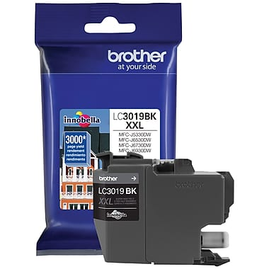 Brother HIGH YIELD INK CART-BLA F/ MFCJ6930DW