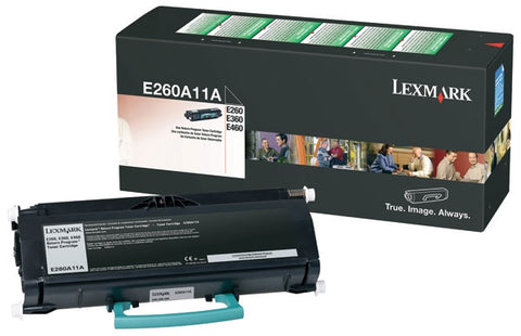 Lexmark Return Program Toner Cartridge (3500 Yield)