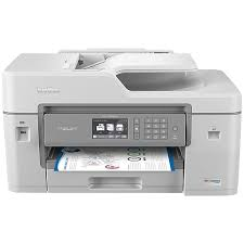 Brother MFC-J6545DW INKvestment Tank Color Inkjet All-In-One Printer