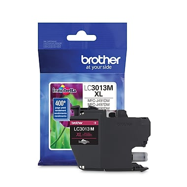 Brother LC3013MS High-yield Magenta Ink Cartridge