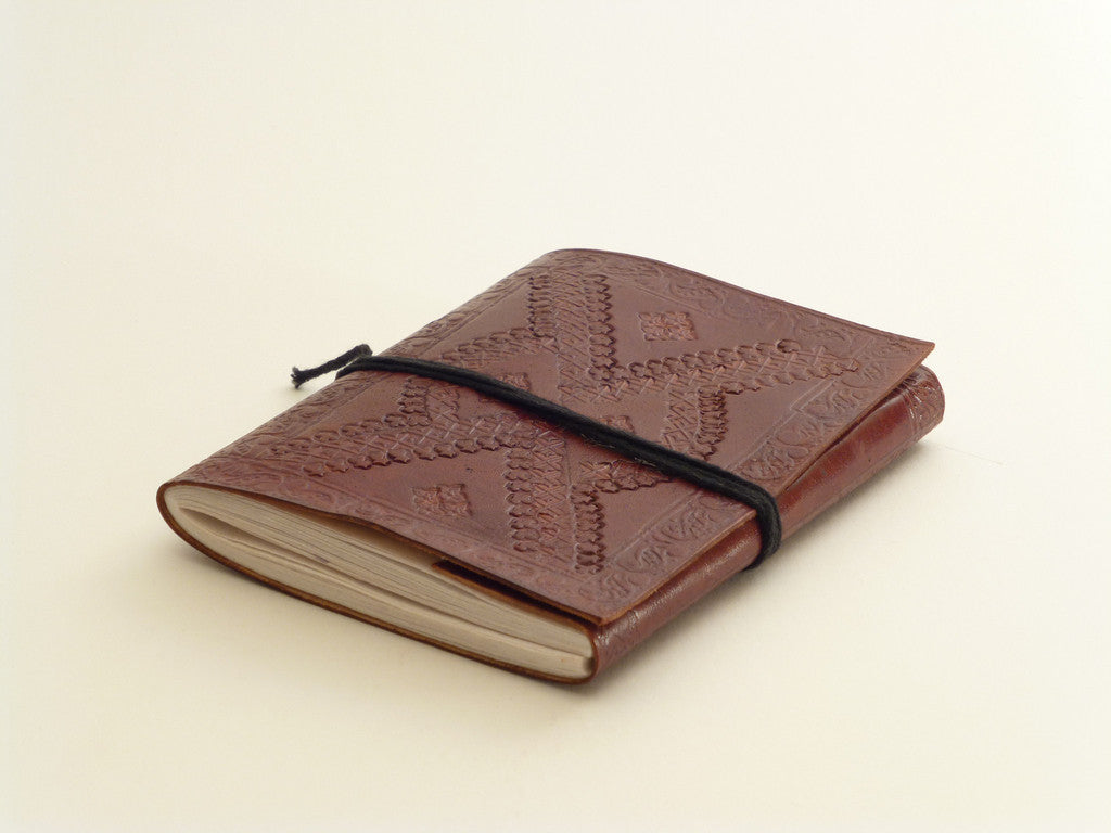 Embossed Notebook Small