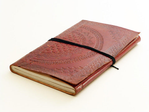 Embossed Notebook Medium