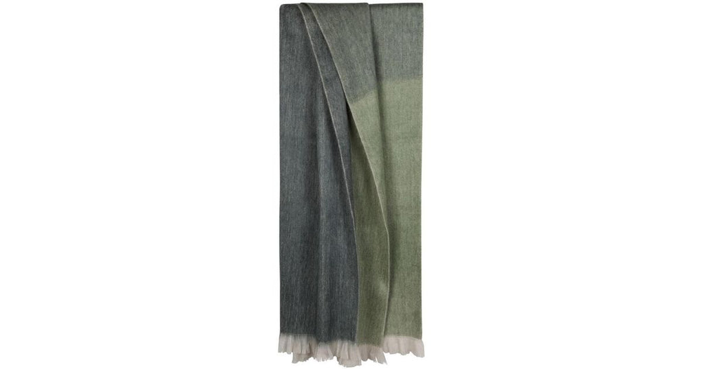 Bufandy Scarf Grey Green