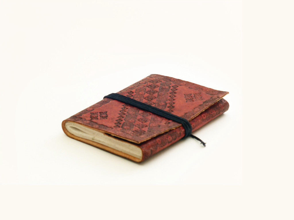 Embossed Notebook Extra Small