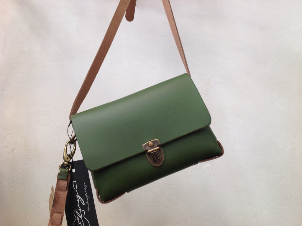 Elvy Bag Green Gloria