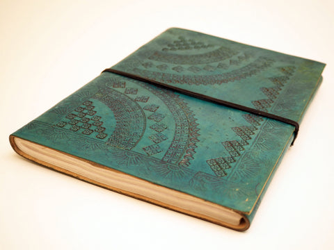 Embossed Notebook Large