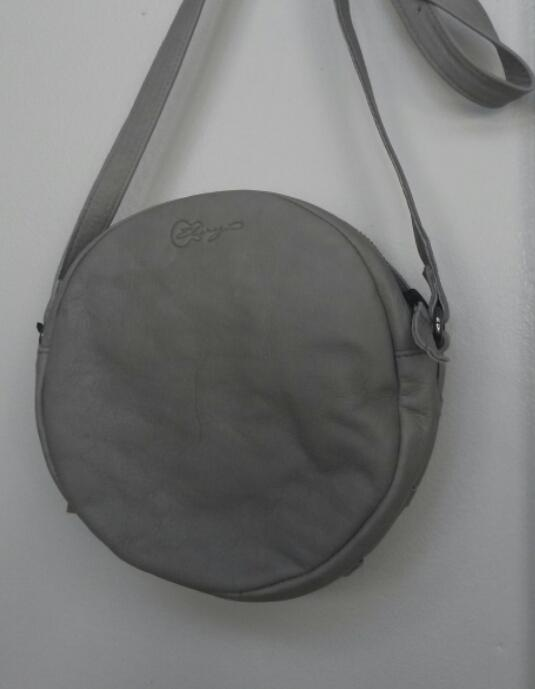 Elvy Lily Bag Pirite (light grey)