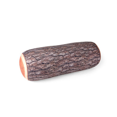 Log pillow brown (soft)