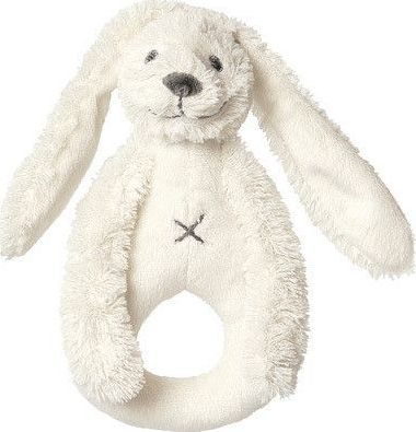 Happy Horse Richie Rabbit Rattle White