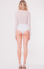 Load image into Gallery viewer, HALTER MESH BODYSUIT