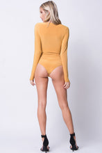 Load image into Gallery viewer, DEEP V DOUBLE LAYERED BODYSUIT