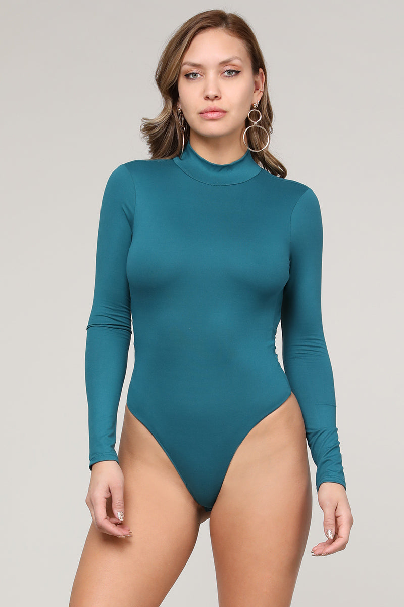 LONG SLV BODYSUIT