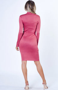 LS HIGH NECK MIDI