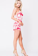Load image into Gallery viewer, TIE DYE POCKET ROMPER