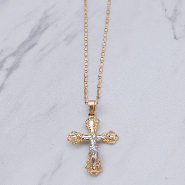 Dela Cruz Cross Necklace
