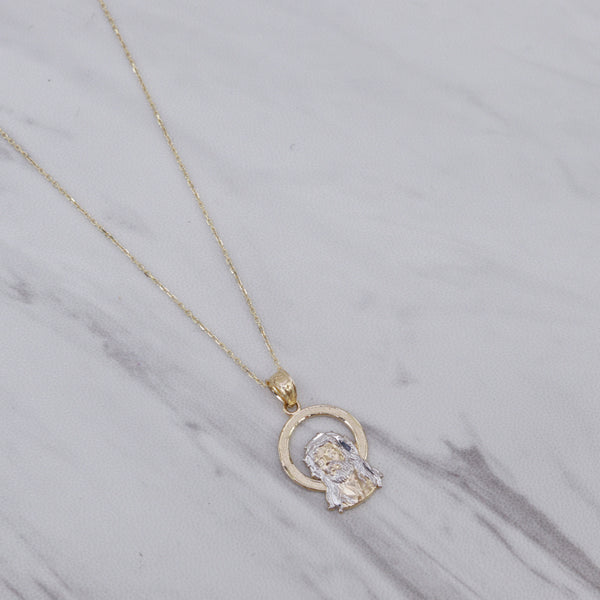 Jesus Orb II Necklace