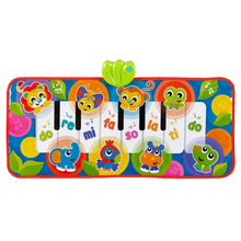 Load image into Gallery viewer, Playgro Jungle Piano Mat Musical