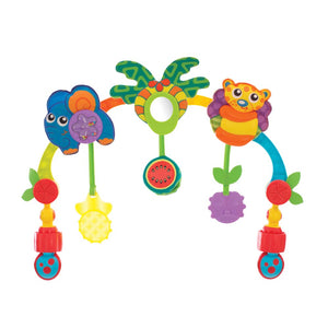Tropical Tunes Travel Play Arch