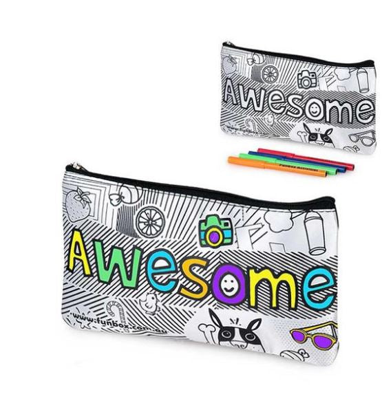 Fun Box Activity - Awesome Pencil Case