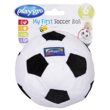 Load image into Gallery viewer, Playgro My First Soccer Ball
