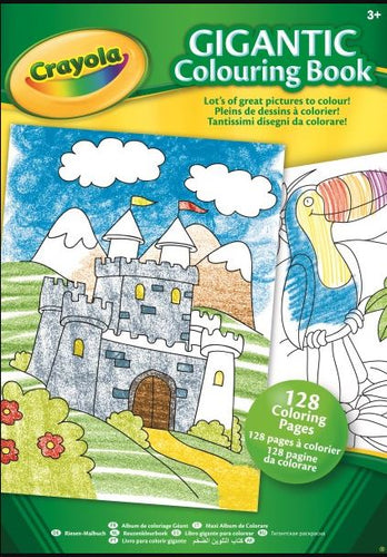 Crayola Gigantic Colouring Book