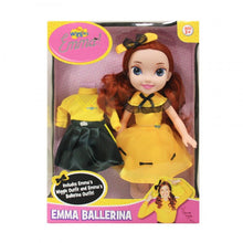 "Load image into Gallery viewer, Wiggles Emma 15"" Ballerina Dress Up Fashion Doll"