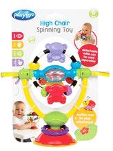 Load image into Gallery viewer, Playgro High Chair Spinning Toy