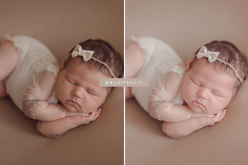 The Creamy Newborn Collection