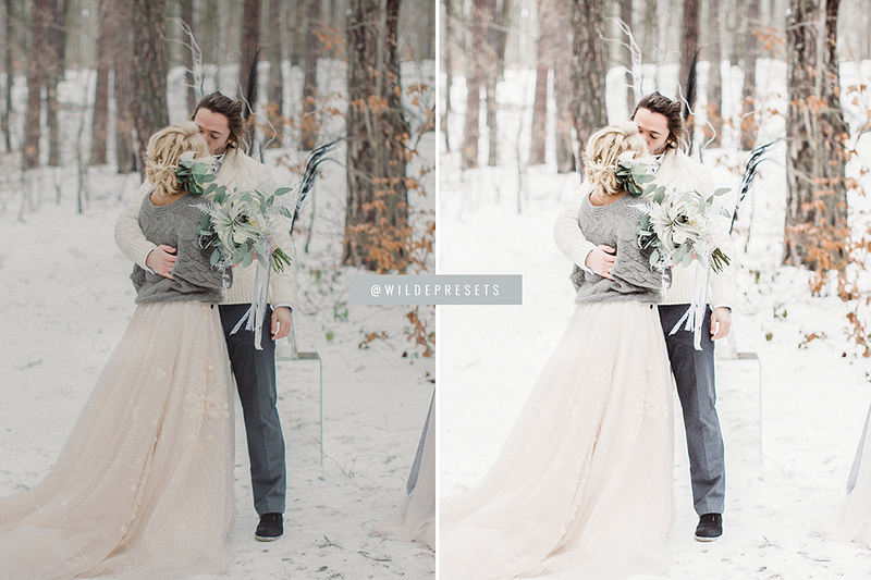 The Winter Wedding Collection