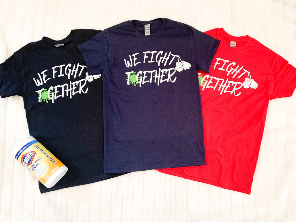 We Fight Together Tee
