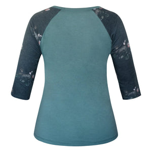 SHREDLY - the RAGLAN 3/4 - SHREDLY - SHREDLY - image