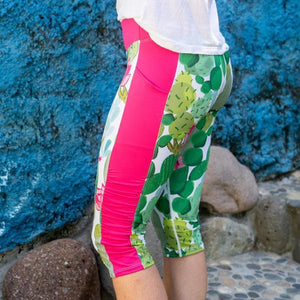 the CROPPED LEGGING :  the SUCCI