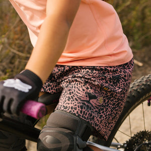 SHREDLY - the LITTLES SHORT : the LAYLA BLUSH - SHREDLY - SHREDLY - image