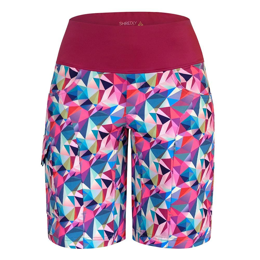 SHREDLY - the MTB CURVY SHORT : the JTR II - SHREDLY - SHREDLY - image