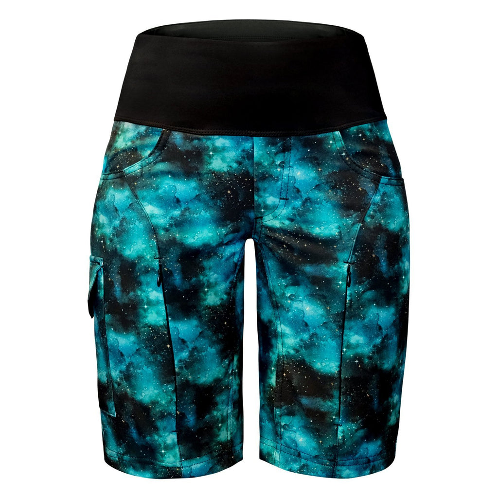 SHREDLY - the MTB CURVY SHORT : the LEIA - SHREDLY - SHREDLY - image