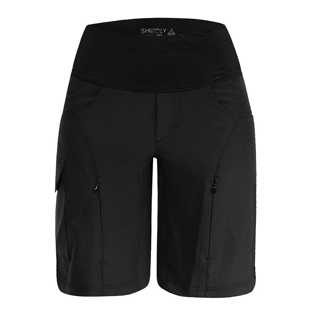 the MTB CURVY SHORT : the NOIR