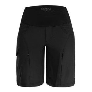 SHREDLY - the MTB CURVY SHORT : the NOIR - SHREDLY - SHREDLY - image