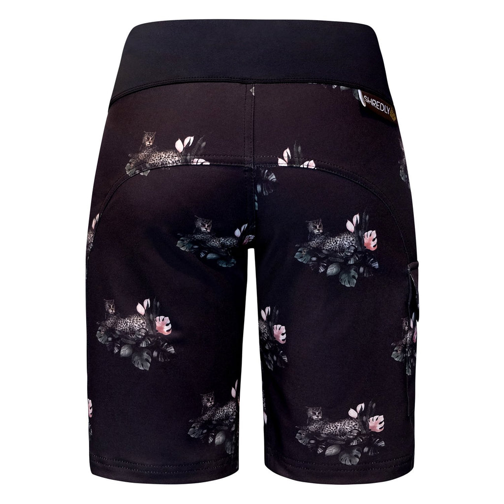SHREDLY - the MTB CURVY SHORT : the SHANNA - SHREDLY - SHREDLY - image