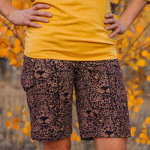 SHREDLY - the MTB SHORT : the LAYLA BLUSH - SHREDLY - SHREDLY - image