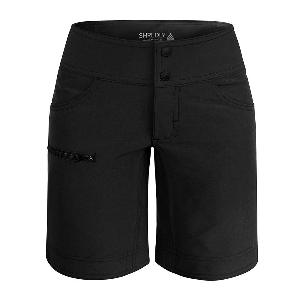 SHREDLY - the MULTISPORT SHORTIE : the NOIR - SHREDLY - SHREDLY - image