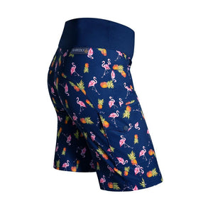 the MTB CURVY SHORT : the FLO