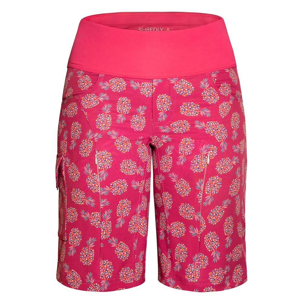 the MTB CURVY SHORT : the PINA