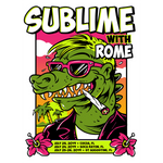 Sublime With Rome - July 2019 Florida Poster
