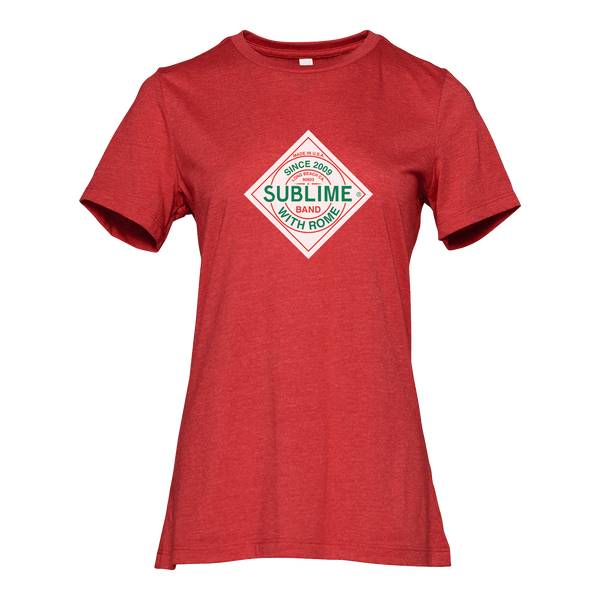 Hot Sauce Ladies Tee