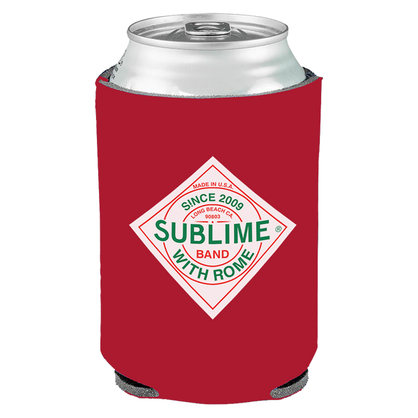 PRE-ORDER: Sublime With Rome - Hot Sauce Koozie