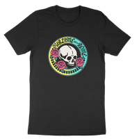 Sublime With Rome - Floral Skull Tee