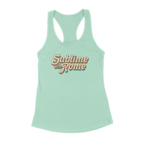 Sublime With Rome - Vintage Logo Ladies Tank