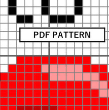 Load image into Gallery viewer, Cross Stitch Pattern - I take his ass to Red Lobster