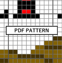 Load image into Gallery viewer, Cross Stitch Pattern - Nice beaver.