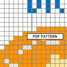 Load image into Gallery viewer, Cross Stitch Pattern - Bitch [donut] kill my vibe